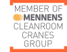Member of Mennens Cleanroom Cranes